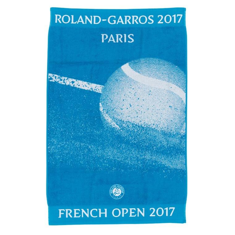 Serviette Joueuse Roland Garros 2017 BLEU