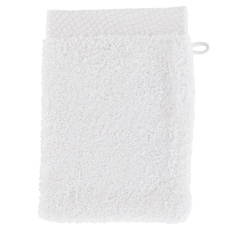 Gant de toilette SHADOW BLANC