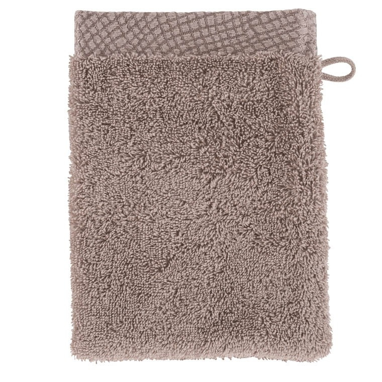Gant de toilette SHADOW TAUPE