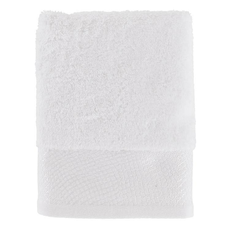 Serviette de toilette SHADOW BLANC