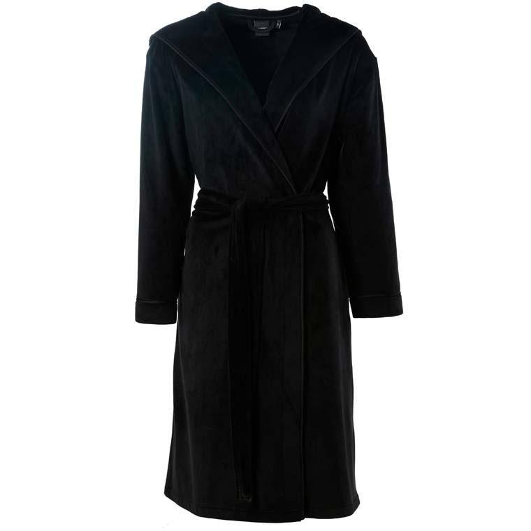 Robe de chambre femme Sublime noir
