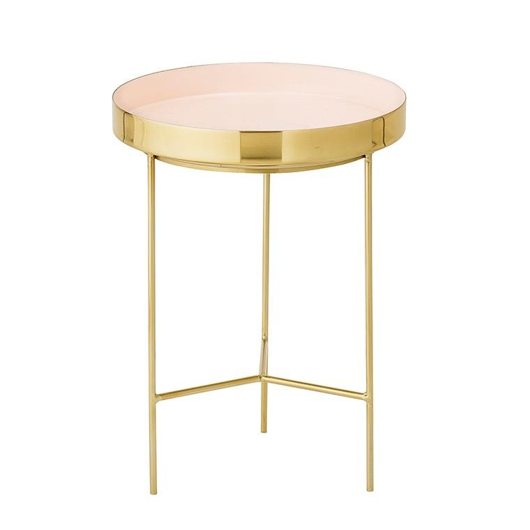 table basse rose deco poudre carre blanc. Black Bedroom Furniture Sets. Home Design Ideas