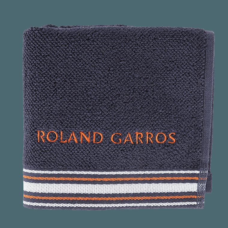 Serviette invité ROLAND GARROS 2016 MARINE