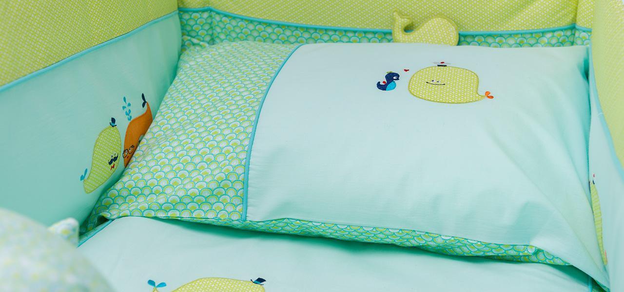 Parure de lit MOBY