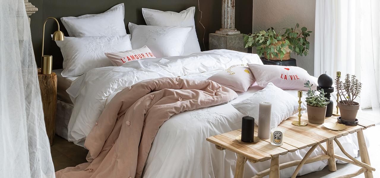 Parure de lit PENSEES
