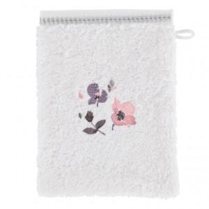 linge de bain peignoir tapis de bain gant de toilette carr blanc. Black Bedroom Furniture Sets. Home Design Ideas