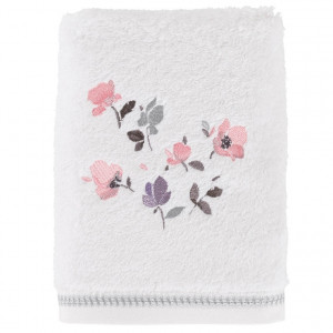 Serviette de toilette ALTHEA BLANC