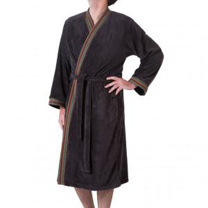 Robe de chambre homme INAYA EBENE
