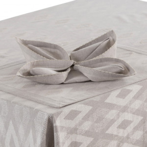 Serviette de table IRIA