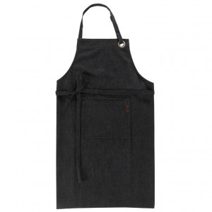Tablier de cuisine JAMES ANTHRACITE