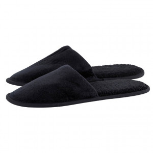 Chaussons mules homme LOLA REGLISSE