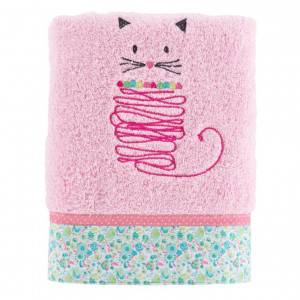 Serviette de toilette MIA ROSE
