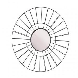 Miroir soleil DECO NOIR