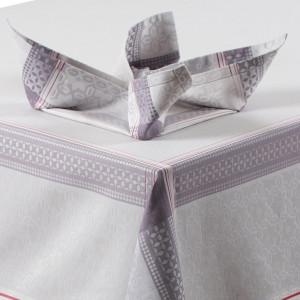 Serviette de table PIANA GRIS