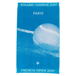 Serviette de plage Roland Garros 2017 BLEU