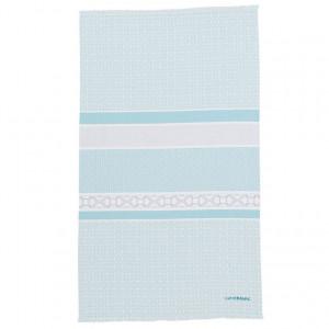 serviettes de plage draps enfant femme homme carr blanc. Black Bedroom Furniture Sets. Home Design Ideas