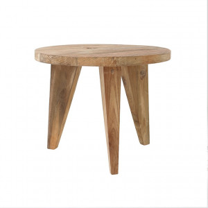Table basse en teak DECO