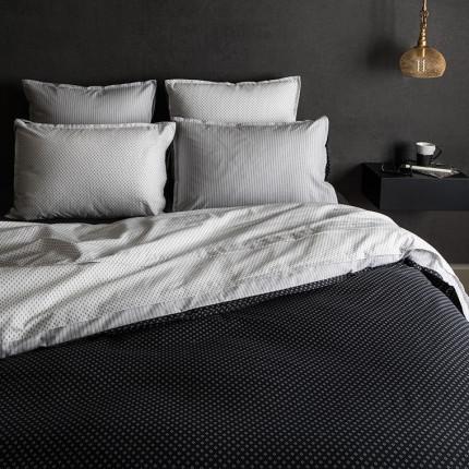 Drap de lit toile de coton imprimé Anton