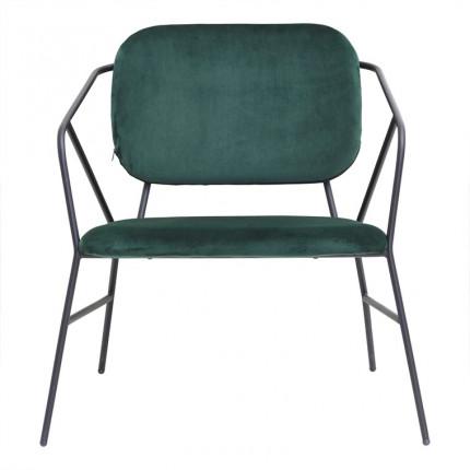Chaise métal DECO VERT