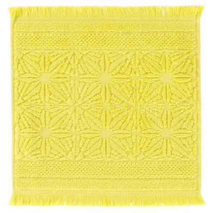 Lavette coton Chiara anis