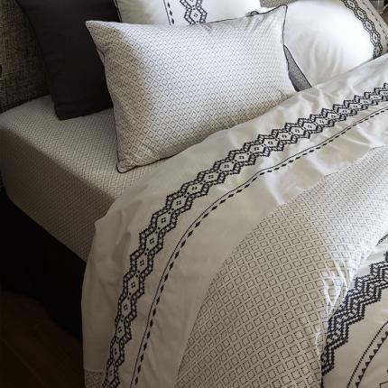 Drap de lit percale de coton Kelim
