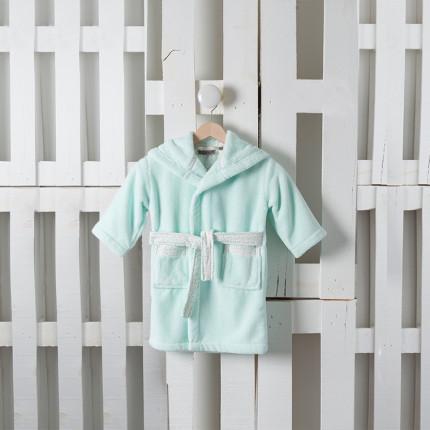 Robe de chambre enfant GABIN AMANDE