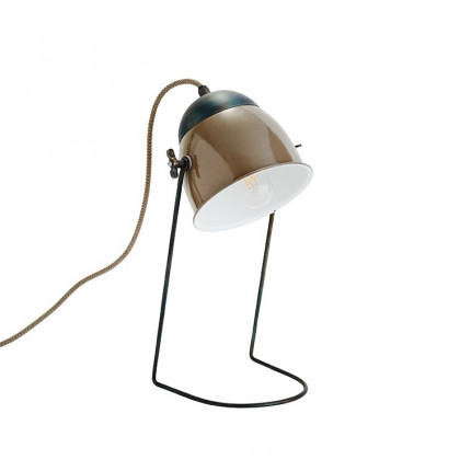 Lampe neo DECO TAUPE