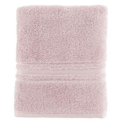Drap de bain coton Lola II poudre