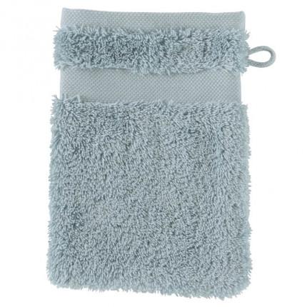 Gant de toilette coton Lola II argile