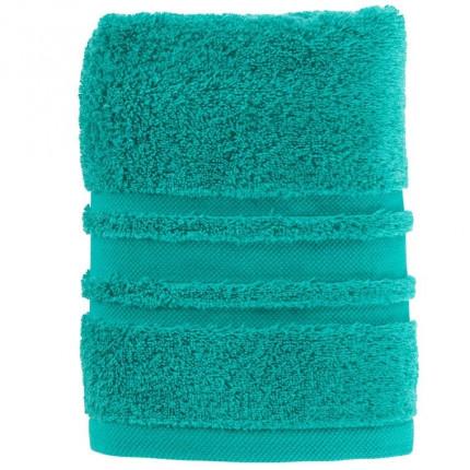 Serviette de toilette coton Lola II menthe