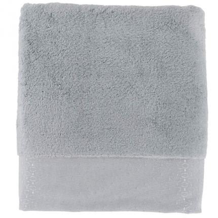 Drap de bain coton Maestro gris