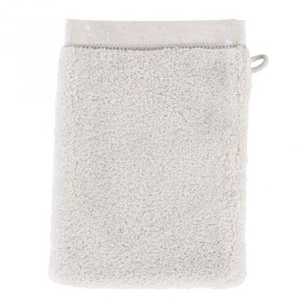 Gant de toilette coton Maestro lin