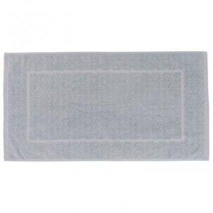 Tapis de bain coton Maestro gris