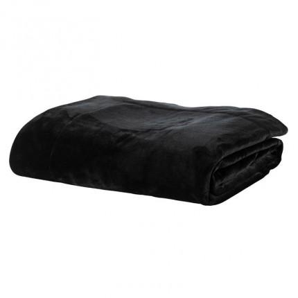 Plaid soft noir