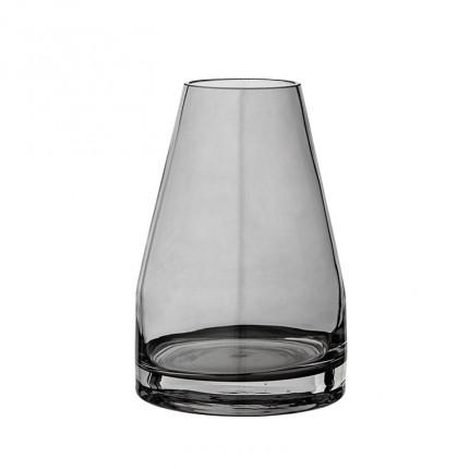 Vase en verre DECO NOIR