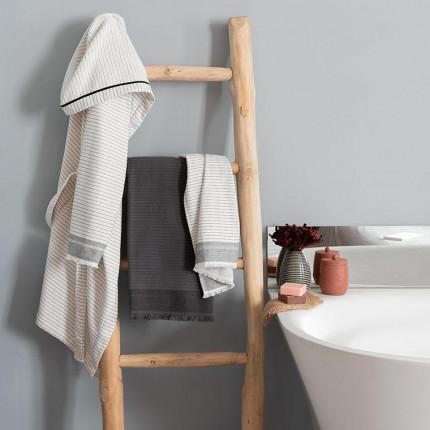 Parure de bain coton Vegetown