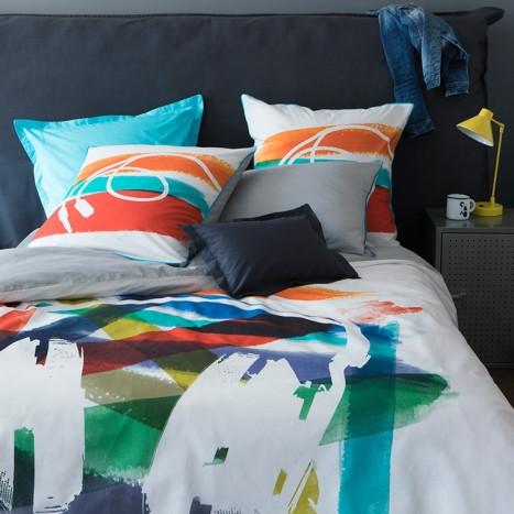 7264a8ebf071b9 Parure de lit enfant   couette et drap pour lit d enfant   Carré Blanc