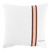 Taie d'oreiller carrée percale de coton imprimée Héritage - Roland-Garros 2021