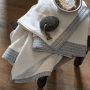 Serviette de toilette KELIM SABLE