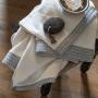 Drap de bain KELIM SABLE