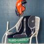 Serviette joueur Roland Garros 2019 marine