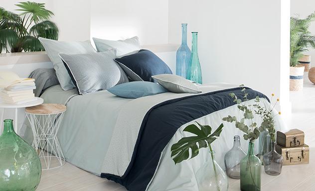linge de lit de qualit parure haut de gamme pour le lit. Black Bedroom Furniture Sets. Home Design Ideas