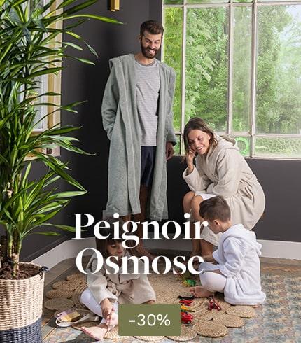 Peignoir Osmose