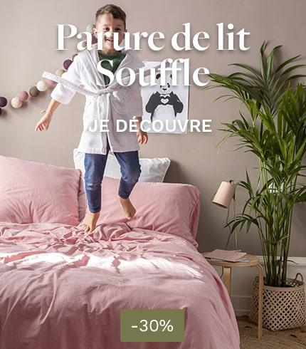 Parure de lit enfant Souffle