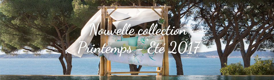 Nouvelle Collection Printemps Eté 2017