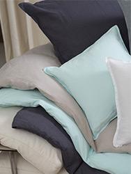 Parure de lit en lin des Flandres - Songe