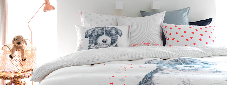 Parure de lit Puppy