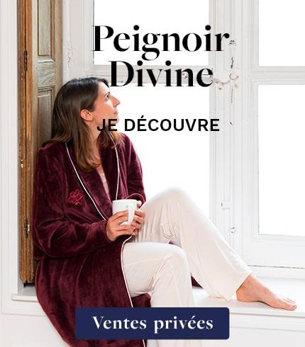 Peignoir femme Divine