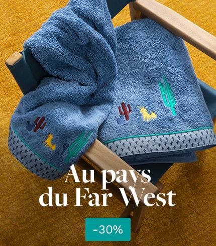 Parure de bain West