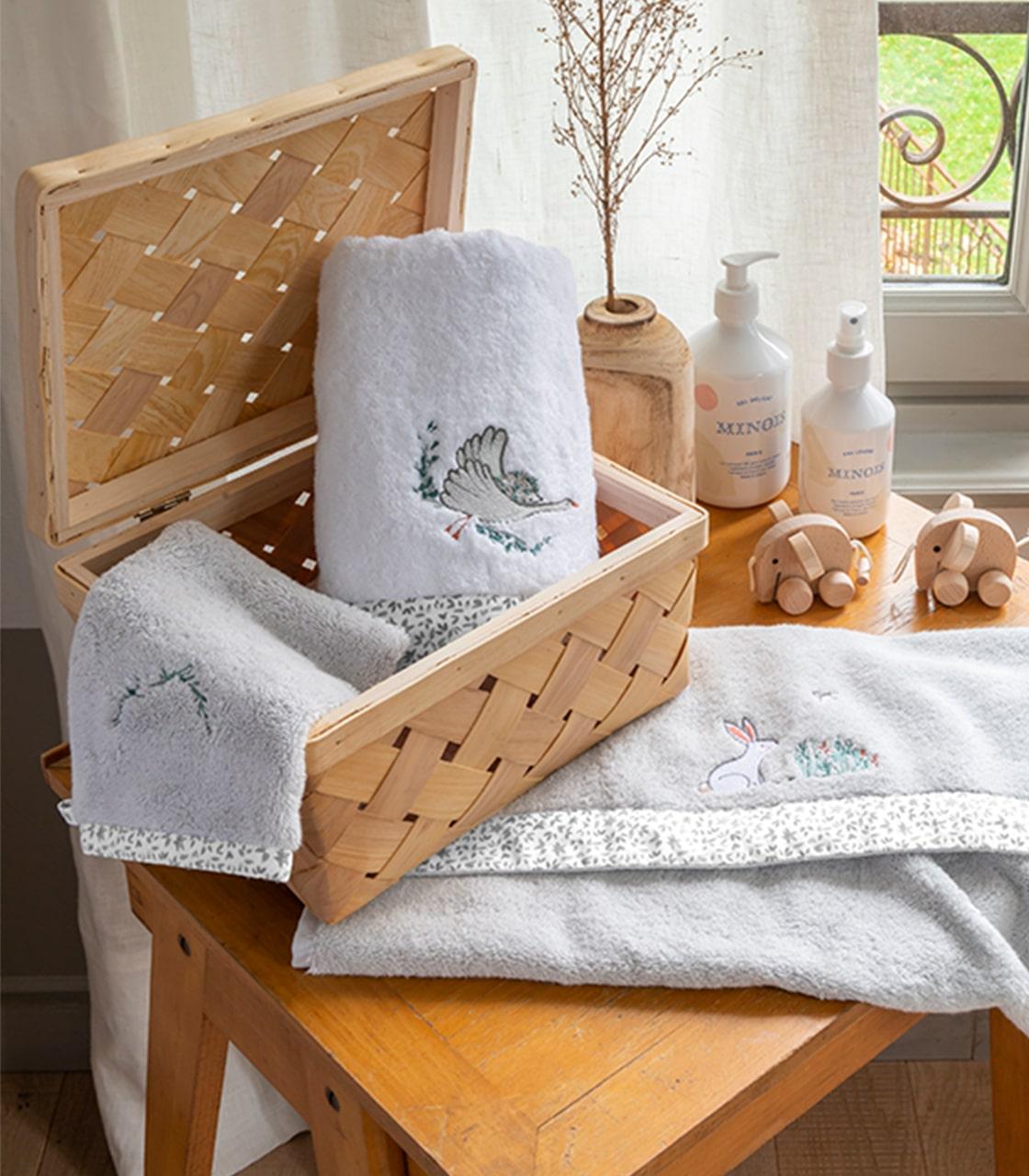Parure de bain Caline